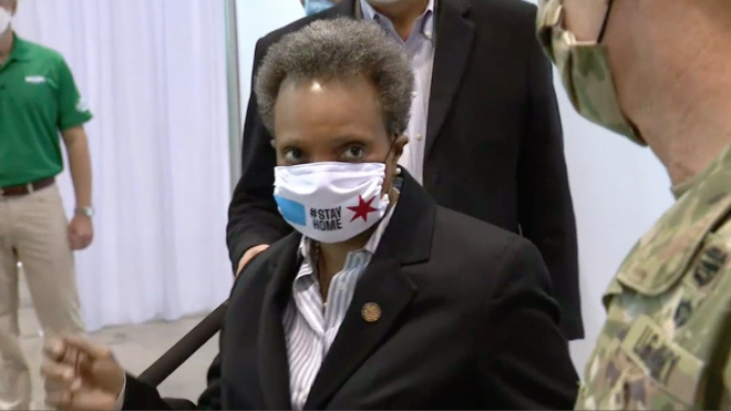 Chicago Companies to Produce 1 Million Cloth Masks to Protect Vulnerable Populations