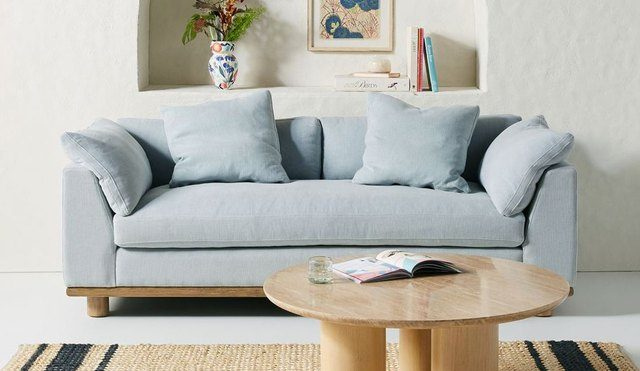 8 Stylish Couches That Are Actually Comfortable | Hunker