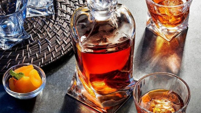 The Best Whiskey Decanters For Your Home Bar