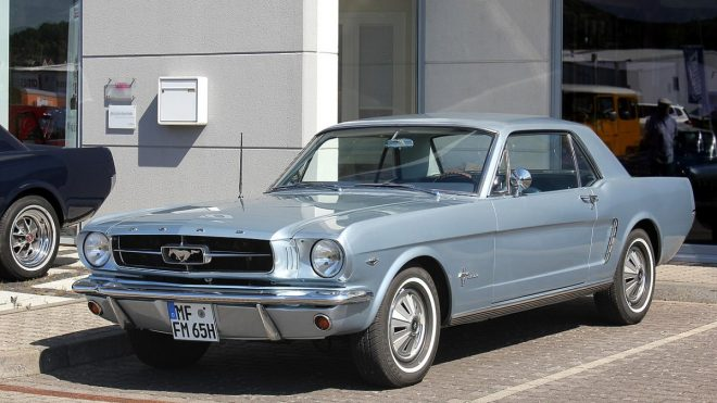 Uncovering the Secret History of the 1965 Ford Mustang