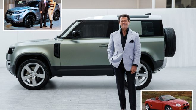 Gerry McGovern says Land Rover's new Defender will be a 'hero car for heroes'