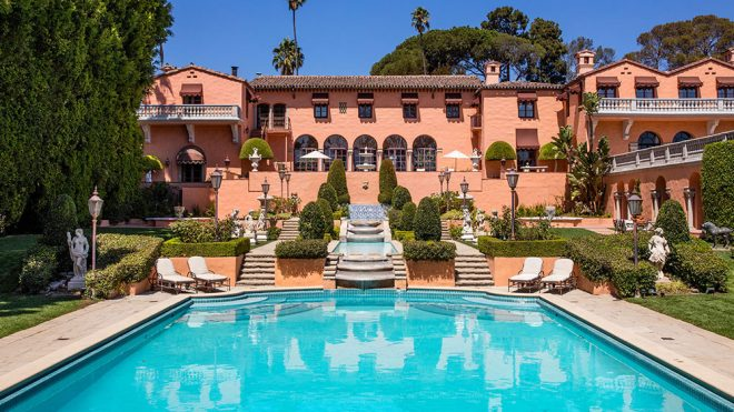 LA house that featured in 'The Godfather' is up for sale