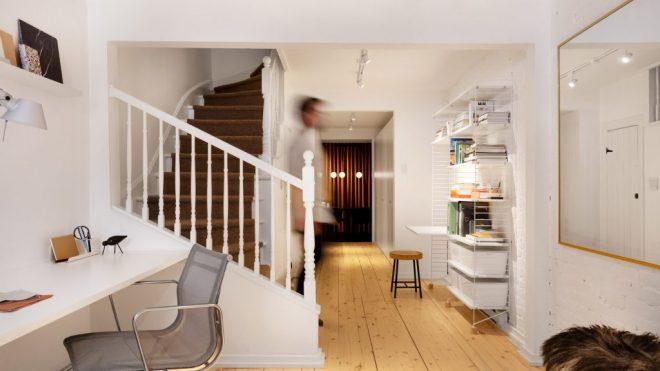 Michael Godmer and Mathieu Turgeon renovate their studio and home