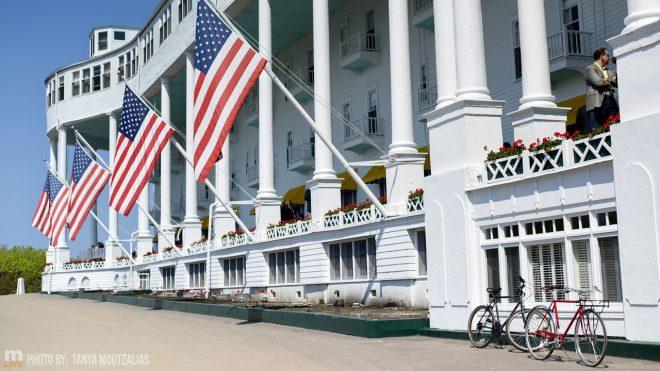 Grand Hotel interior designer sues for personal memorabilia left inside the Mackinac Island landmark
