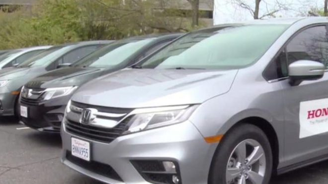 New Honda design will protect drivers delivering coronavirus tests in Detroit