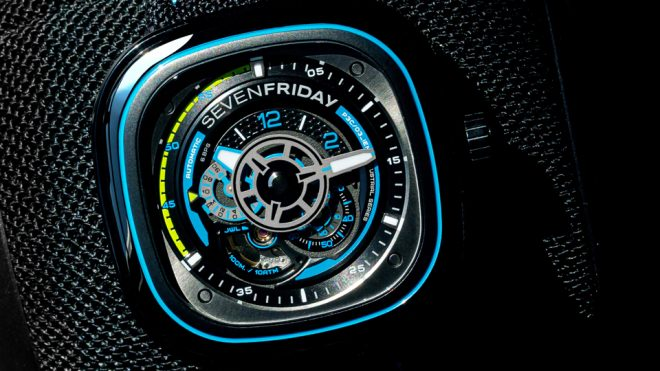 SevenFriday's Latest Watch Release Will Have Surfers & Swimmers Frothing