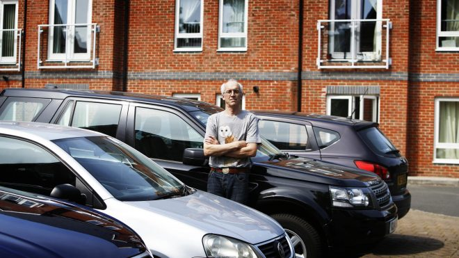 Villagers speak out against 'balmy' parking rules