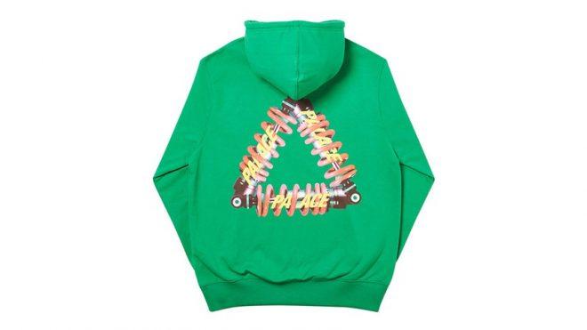 Palace Summer 2020 Sweatshirts