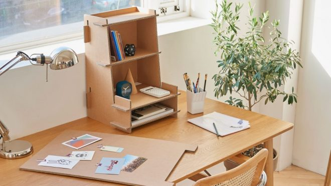 Last chance to enter Samsung and Dezeen's contest for innovative recycled cardboard designs