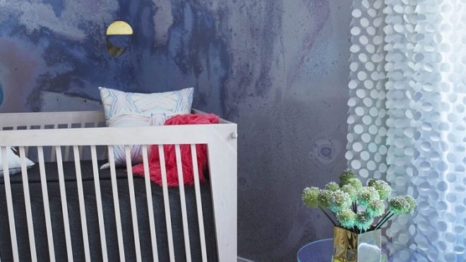 Of Course, a Kelly Wearstler Protege Designed the Coolest Little Girl's Room