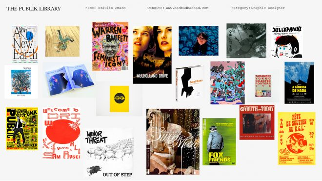 Publik Library Archives Working Creatives' Inspirations Into Database - Design Milk