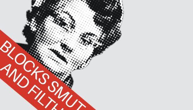 Scunthorpe Sans, a self-censoring font
