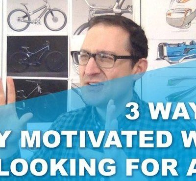 3 Tips To Stay Motivated When Looking For a Design Job - Core77