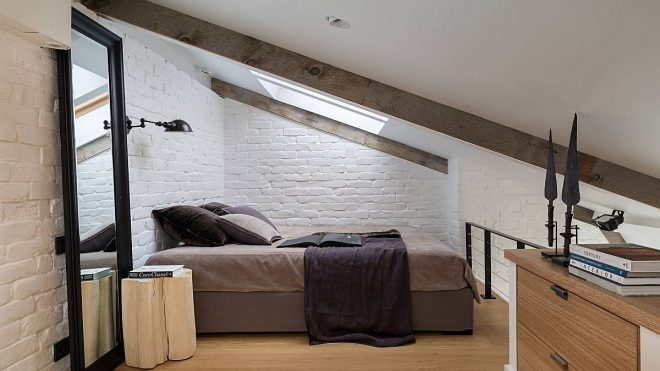 Small Industrial Bedrooms Pack a Punch: 20 Best Ideas and Inspirations