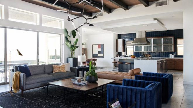 Mid-Century Modernized: Our Latest Design Project (And Everything You Need To Get The Look) - Bobby Berk