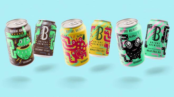 Bature Brewery's Seasonal Range Is Fun & Funky
