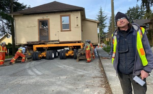 The Labour of Love That Moved This Threatened Heritage Cottage to a New Home in North Vancouver