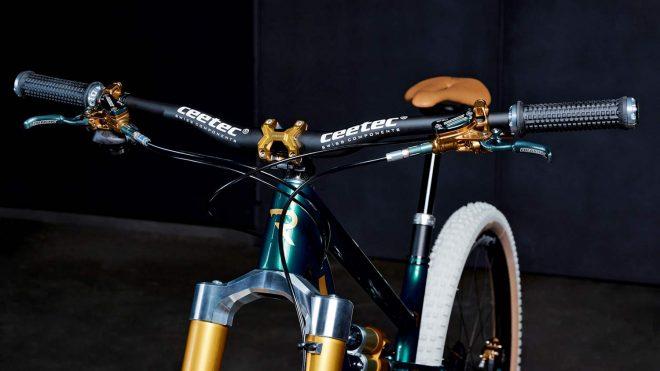 Spotted: Prototype BraKing INCAS brakes shed grams & boost power for all mountain bikes - Bikerumor