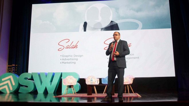 Egypt Startup Vexls Offers Platform To Help Create Designs For An Arabic-Speaking Audience