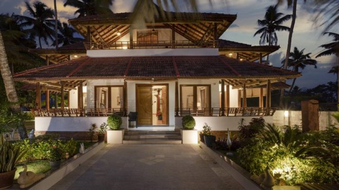 Kerala: Quarantine time would pass like a breeze inside this home gifted with spectacular views and sounds of the sea