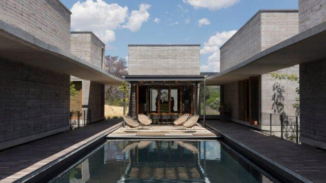 Cherem Arquitectos separates Casa Candelaria into 12 blocks