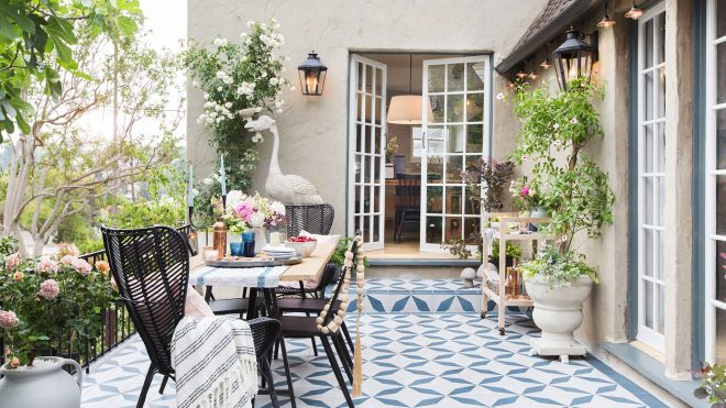 15 Patio Ideas That Will Have You Dining Al Fresco All Summer Long