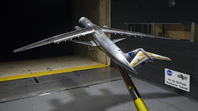 NASA's weird wing design could lead to futuristic, fuel-efficient airplanes