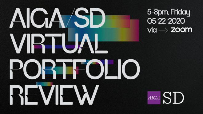 2020 Portfolio Review   AIGA San Diego