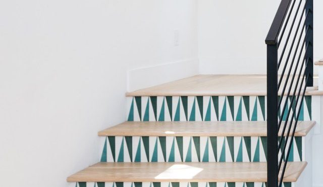News Flash: Decorating Your Stairs Is Easier Than You Think   Hunker