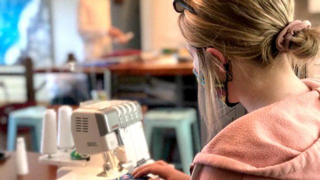 Langley graphic designer looking for help to make handmade face masks - Aldergrove Star