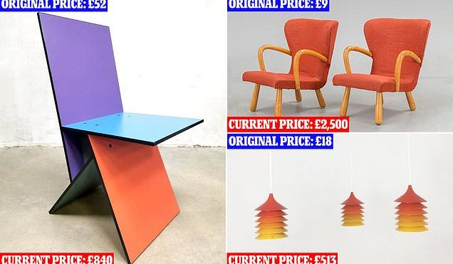 Could YOUR Ikea furniture be worth a fortune?