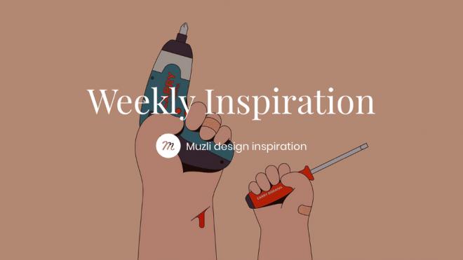 Weekly Design Inspiration #254
