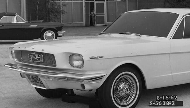 The Ford Mustang Could Have Looked Extremely Weird, Design Concepts Reveal