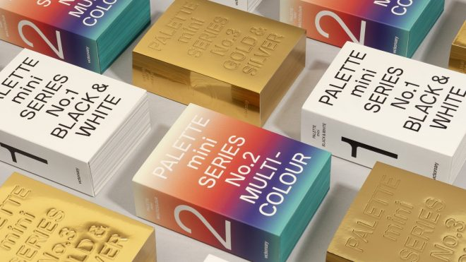 A feast of creative projects, Palette is the essential designer's guide to colour
