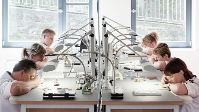 Pause for thought: watchmakers on the concept of time