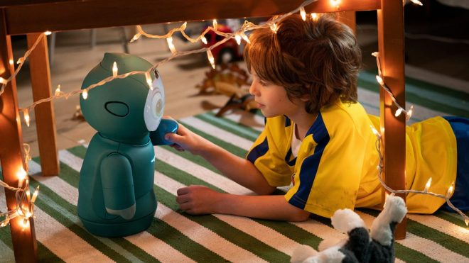 Moxie is a Pixar-inspired robot backed by Toyota, Sony, Amazon, and Intel