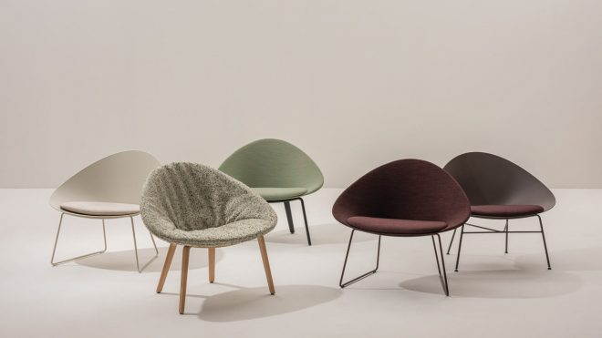Adell: An Indoor/Outdoor Lounge Chair for Commercial or Residential Spaces - Design Milk