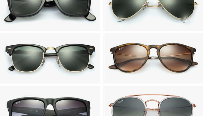 Everything You Need to Know About Ray-Ban Sunglasses