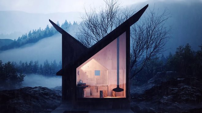 This Modular Prefab Cabin Was Designed To Connect Its Occupants To Nature