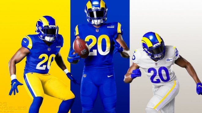 What LA Rams have to say about their new uniforms