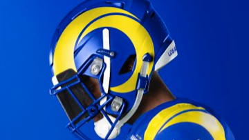 Rams new uniforms: Iconic helmet design changed (photos)