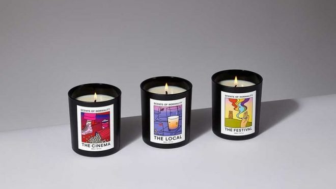These scented candles aim to transport you to all the places you're missing