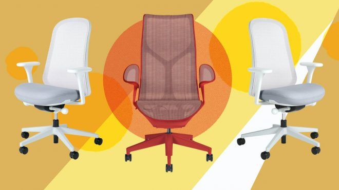 These stylish Herman Miller chairs are on sale and perfect for your home office