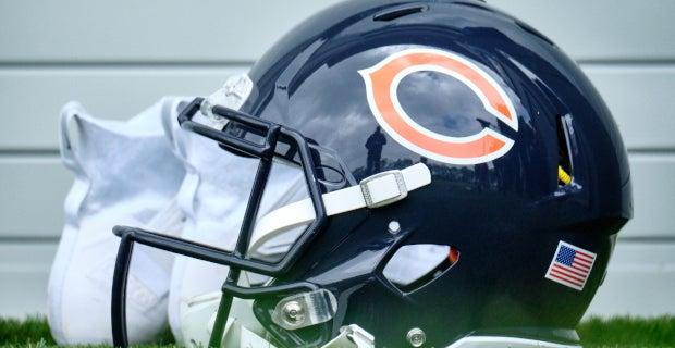 New Chicago Bears Nike jersey mockups