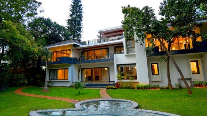 Bangalore: A bungalow designed for him-and-her make this dwelling the ultimate couple's haven
