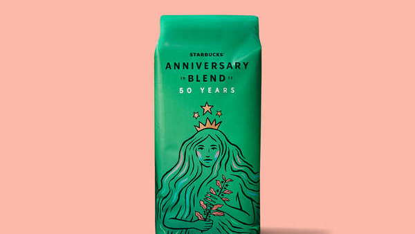 Starbucks Celebrates its 50th Anniversary With New Blend